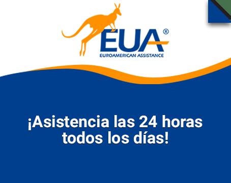 Asistencia al viajero Euroamerican Assistance
