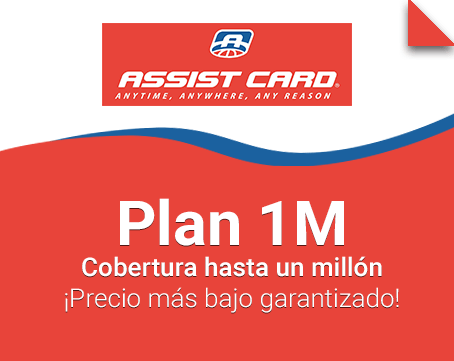 Plan 1M coberturas hasta 1 millón