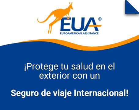 Seguro de viaje internacional Euroamerican Assistance