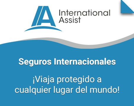 Seguro de viaje internacional International Assist