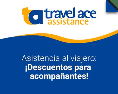 Travel Ace: Promociones para todos