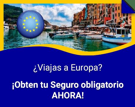 ¿Viajas a Europa?